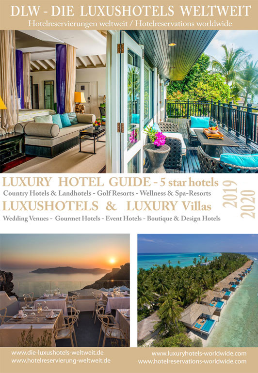 Luxushotels Katalog 2019